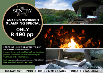 Glamping Special August 2019